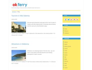 blog.ok-ferry.com screenshot
