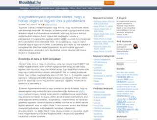 blog.olcsobbat.hu screenshot