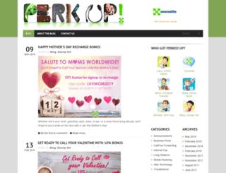 blog.onesuite.com screenshot