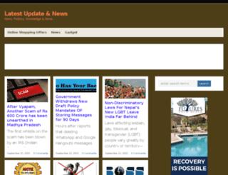 blog.onlinedealfree.com screenshot