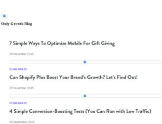 blog.onlygrowth.com screenshot
