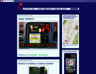 blog.parallelspaces.com screenshot
