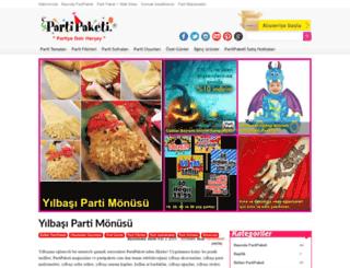 blog.partipaketi.com screenshot