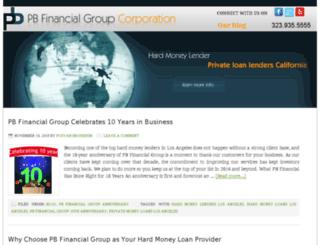 blog.pbfinancialgrp.com screenshot