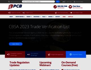 blog.pcb.ca screenshot