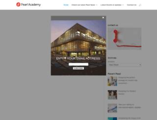 blog.pearlacademy.com screenshot