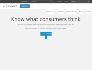 blog.peerindex.com screenshot