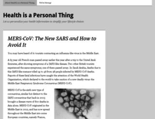 blog.persify.com screenshot