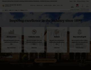 blog.perthmint.com.au screenshot