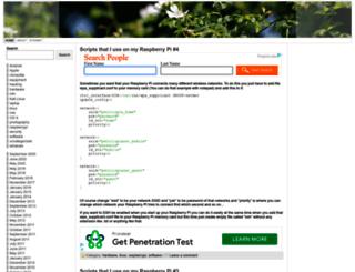 blog.petrilopia.net screenshot