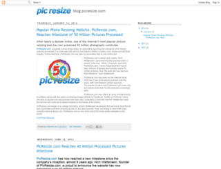 blog.picresize.com screenshot