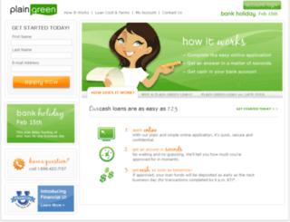 blog.plaingreenloans.com screenshot