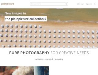 blog.plainpicture.net screenshot