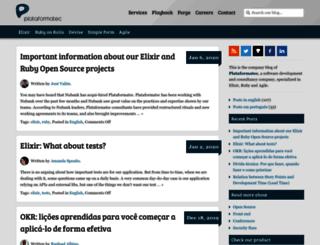 blog.plataformatec.com.br screenshot