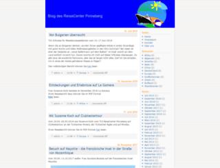blog.privatetravel.de screenshot