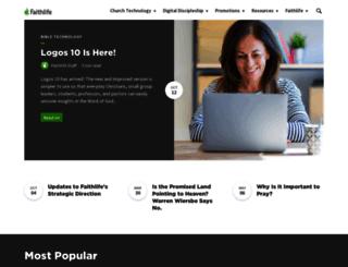 blog.proclaimonline.com screenshot
