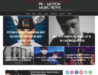 blog.promotion-us.com screenshot