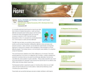 blog.propay.com screenshot