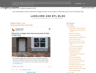 blog.propertyhawk.co.uk screenshot