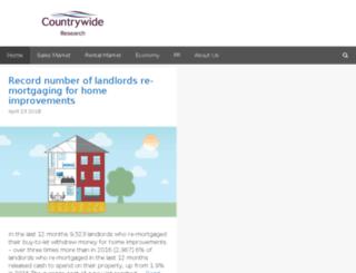 blog.propertywide.co.uk screenshot