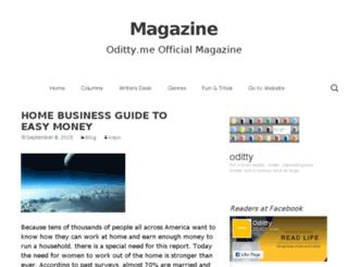 blog.readersdoor.com screenshot