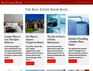 blog.realestatebook.com screenshot