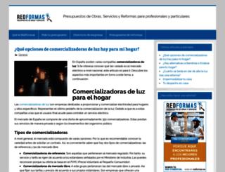 blog.redformas.es screenshot