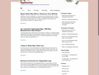 blog.rephunter.net screenshot