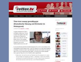 blog.retter.tv screenshot
