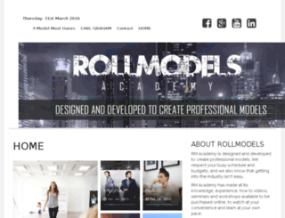 blog.rollmodelsacademy.com screenshot