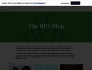 blog.rpharms.com screenshot