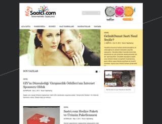 blog.saatci.com screenshot