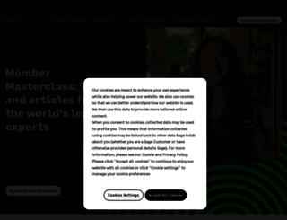 blog.sagecre.com screenshot