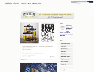 blog.sanddollarlifestyles.com screenshot