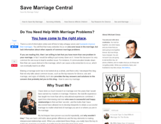 blog.savemarriagecentral.com screenshot
