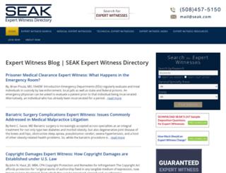 blog.seakexperts.com screenshot