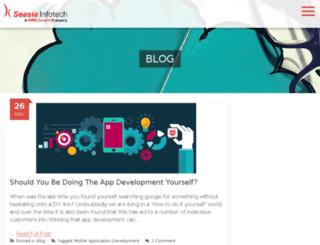 blog.seasiainfotech.com screenshot