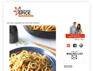blog.seasonwithspice.com screenshot