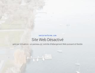 blog.seniorenforme.com screenshot