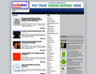 blog.seribudata.com screenshot