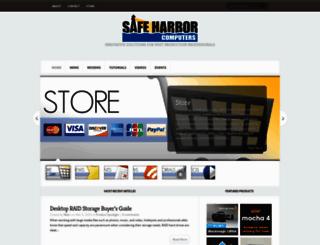 blog.sharbor.com screenshot