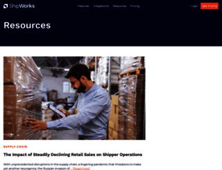 blog.shipworks.com screenshot