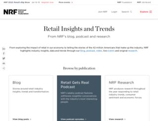 blog.shop.org screenshot