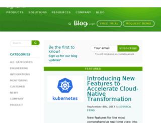blog.signalfx.com screenshot