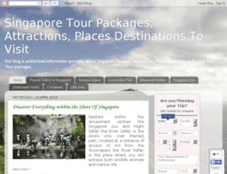 blog.singaporetourpackage.com screenshot
