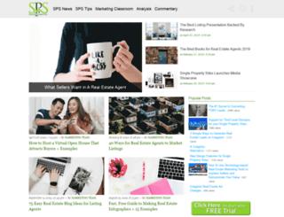 blog.singlepropertysites.com screenshot