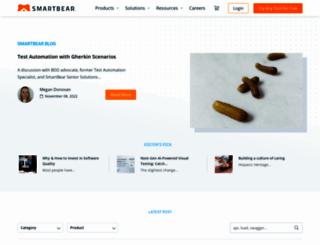 blog.smartbear.com screenshot