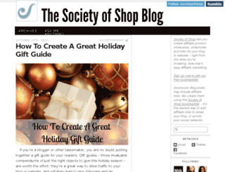 blog.societyofshop.com screenshot