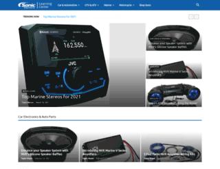 blog.sonicelectronix.com screenshot