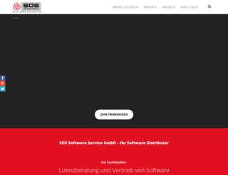 blog.sos-software.com screenshot